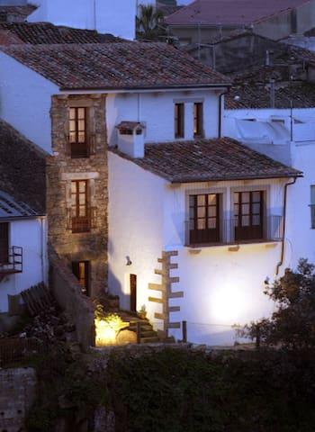 Casa Rural Canchalejo.  Preciosa C.R en Montánchez