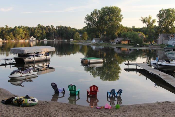 Silver Lake Getaway - Wautoma - House