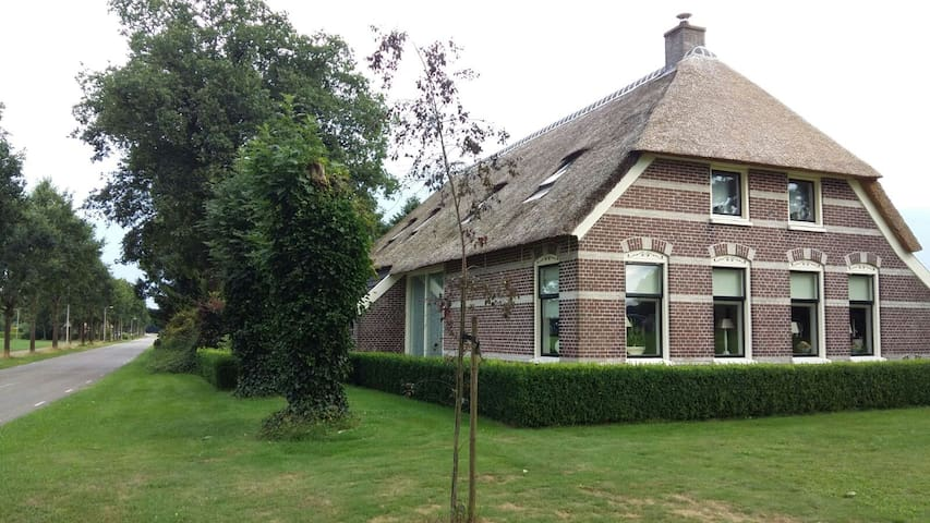 B&B Wilbert voor rust en ruimte - Dalen - Bed & Breakfast
