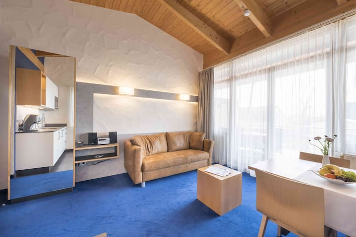 Appartement Hotel Seerose, (Immenstaad am Bodensee), Appartement mit 45qm