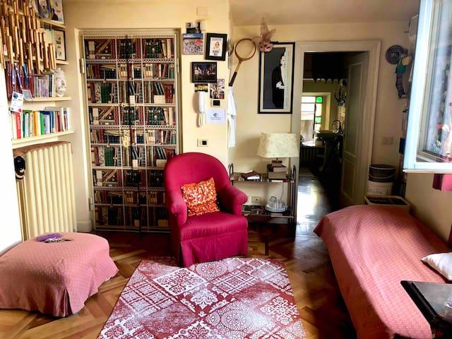 Beautiful and charming apartment Milan citycenter