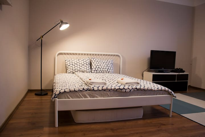 Mark's Room - perfect location in downtown Riga