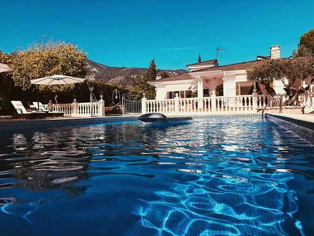 Villa Make a Wish (3 hours away from Ibiza!!)