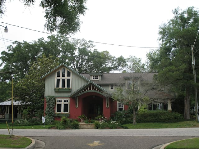 The Guest House At 404 Oak - Fairhope - Huis