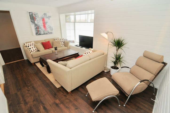 Newly refurbished 2 bedroom appartment by the sea. - Stavanger - Lejlighed