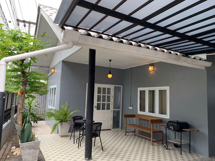 Baan Rak Kun, private home@ koh samui maenam