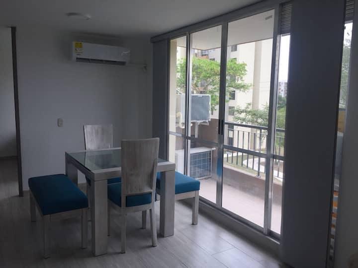 Nuevo y Moderno apartamento ubicado en Ricaurte