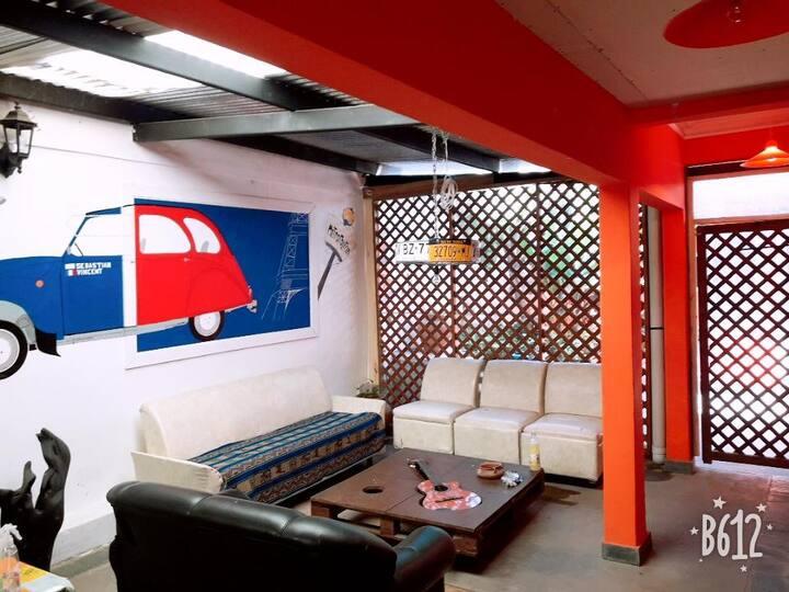 Double bedroom in the Hostel Gaucho