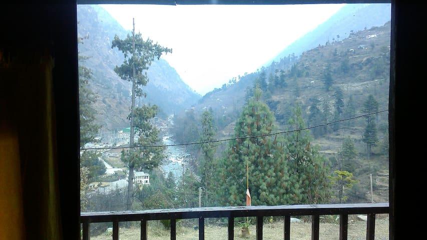 Negi Himalayan Nest - Himachal Pradesh - Kisház