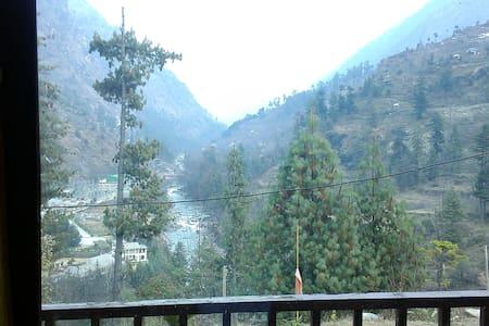 Negi Himalayan Nest - Himachal Pradesh - Blockhütte