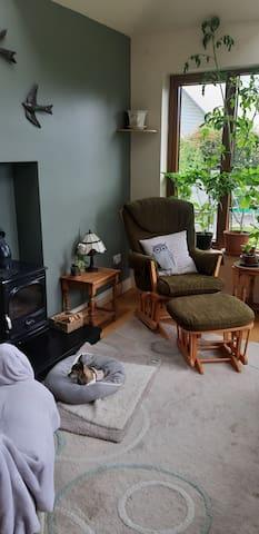Cosy room edge of Corofin village.