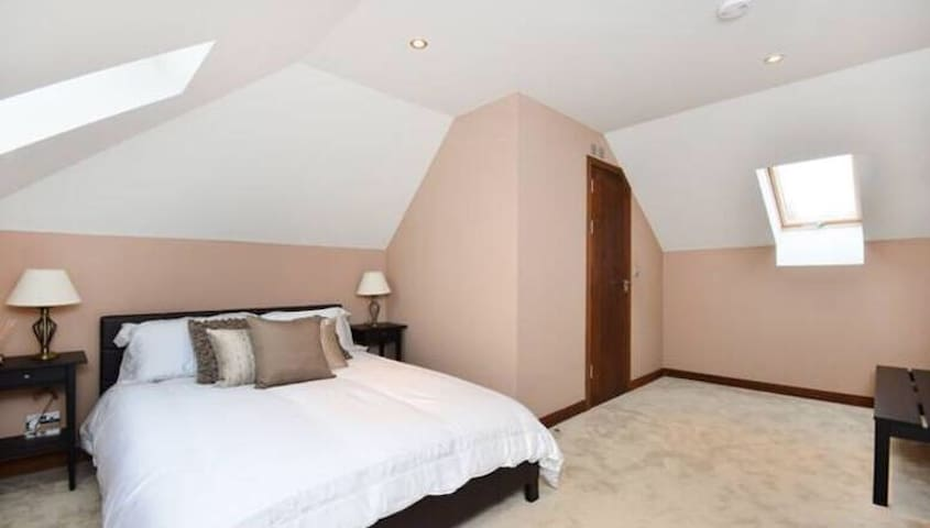 Charming double room with en suite