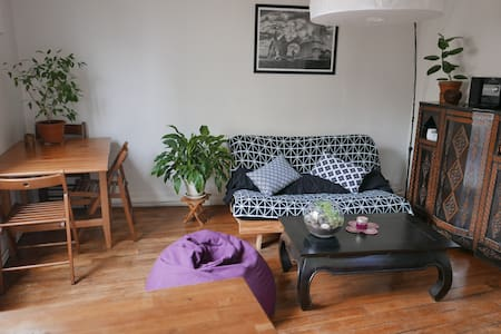 Cosy and quiet room close to the subway - Bagnolet - Wohnung