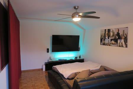 Cozy 1 1/2 room for Basel World - Münchenstein - Apartmen