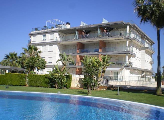 Apartamento en Oliva Nova. Beach & Equestrian Tour