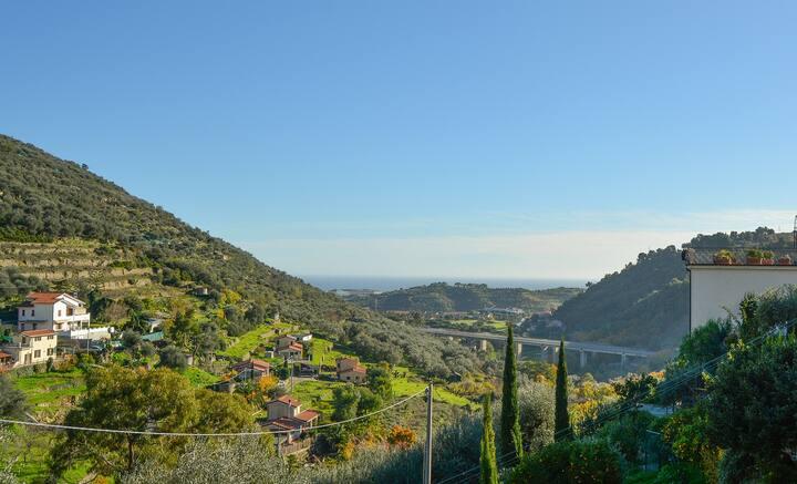 Un'oasi di relax al centro di Castellaro