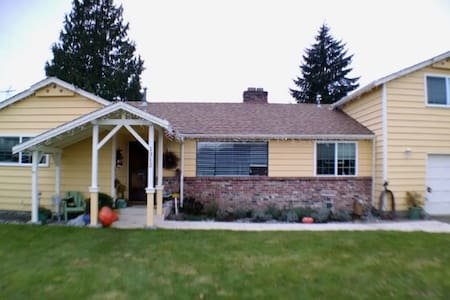 Your home away from home in Puyallup WA - Puyallup
