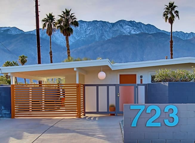Featured In Modernism Week - #3PALMSPS