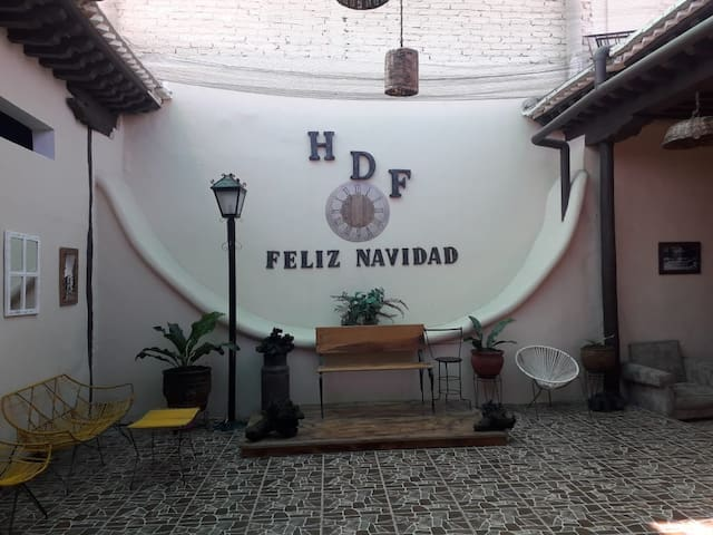 Casa Farias Suite Don Adalberto.