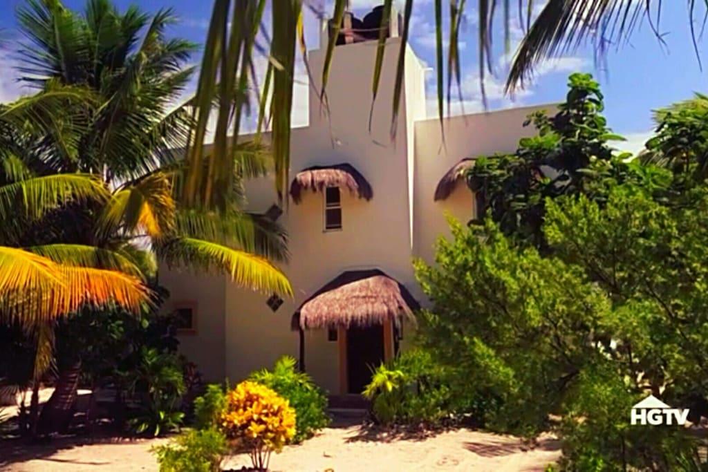 Villa Costa Maya!
