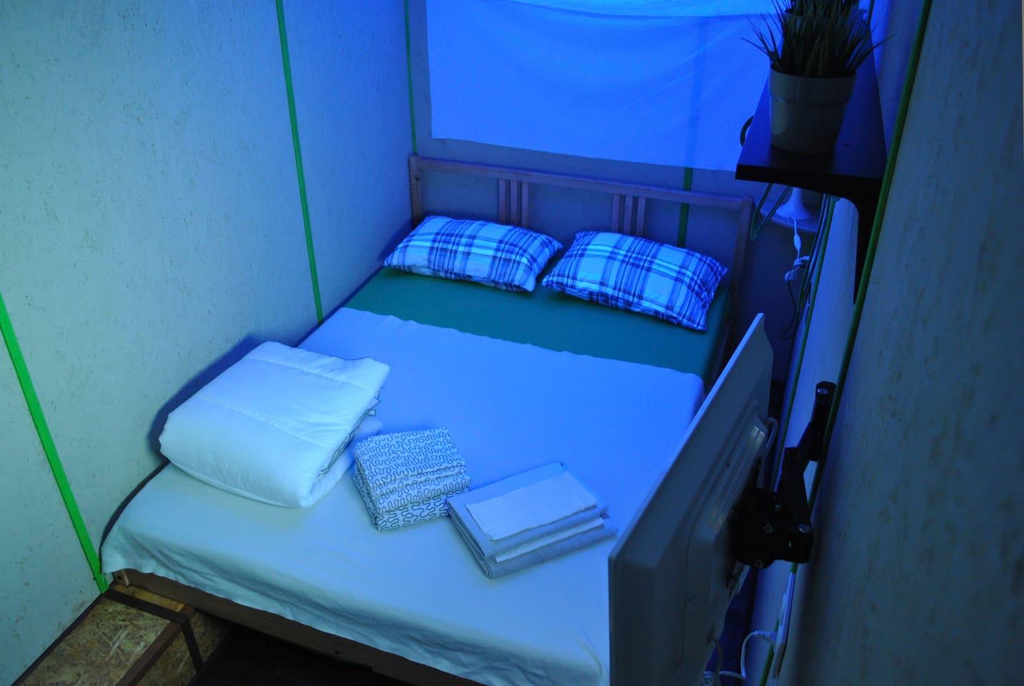 Прекрасный неоновый ночник создаёт неповторимую атмосферу!