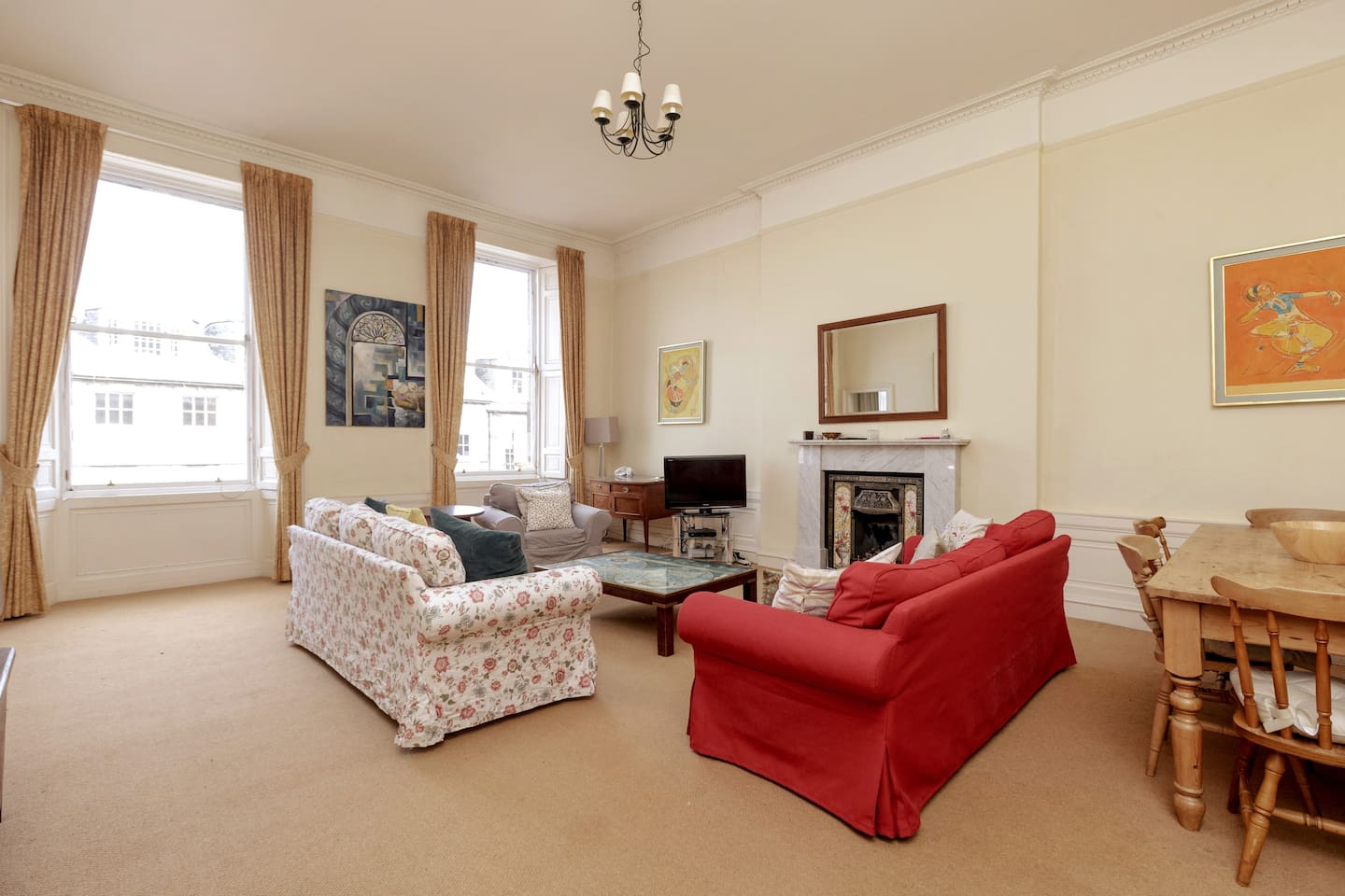 Homely furnishing