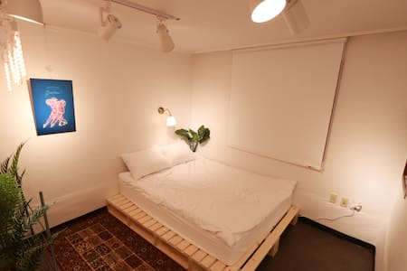 1★OZhouse★3min from hongdae station#private room