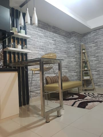 2BR Luxury Homey Apartment Bassura City(Tower E30)