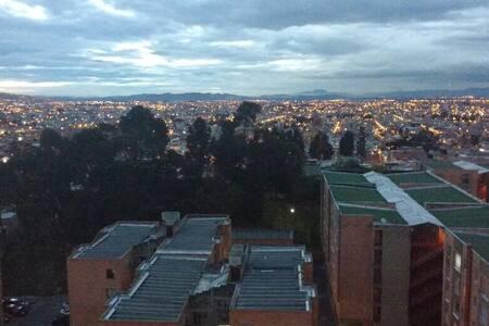 Apartamento con hermosa vista - Bogotá