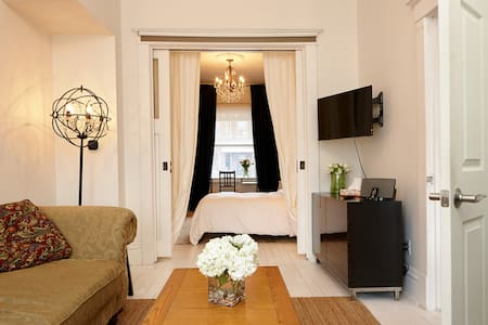 Beautiful Cozy 1 Bedroom Apartment