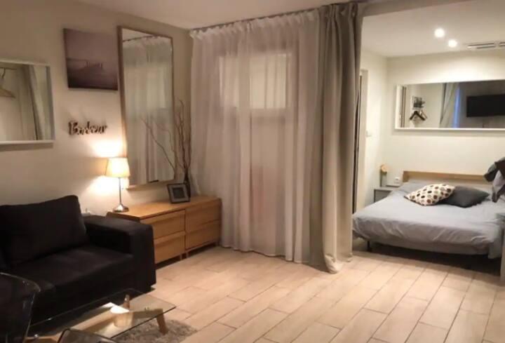 Квартира-студия для всех желающих