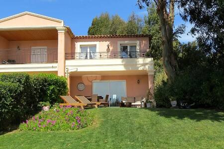 Lovely 3 bedroomed Villa with pool and sea views - Roquebrune-sur-Argens - Talo