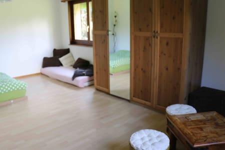 2 chambres dans une villa à Bex - Bex - Haus