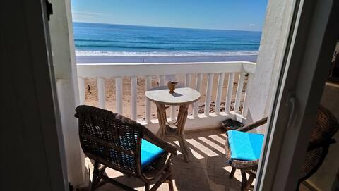 Nice little beach house