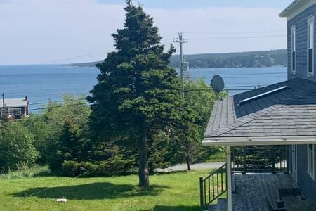 Ocean Side Tolt House