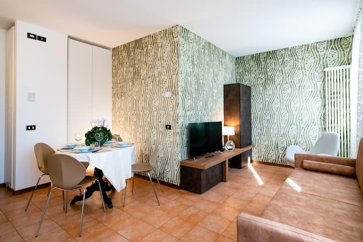 Antica Pusterla Apartment 3