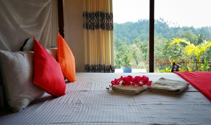 Deluxe Queen Room With Mountain view