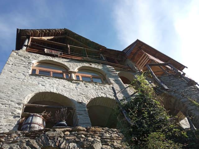 Casa Ambientale in Zonca, Valle Antrona (Piemont)