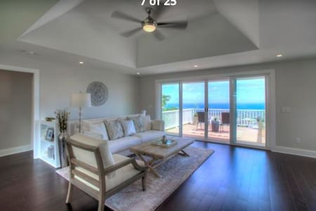 Luxury King Bedroom with Ocean view - Honolulu - Maison