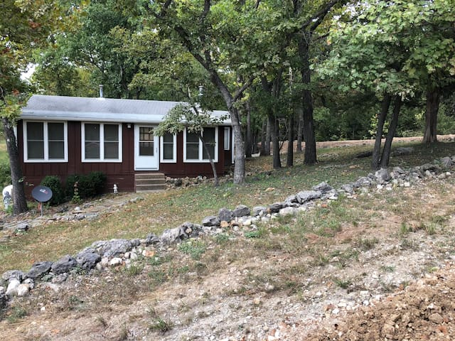 Hidden Home in the Ozarks- STATE FAIR 8/8-8/18