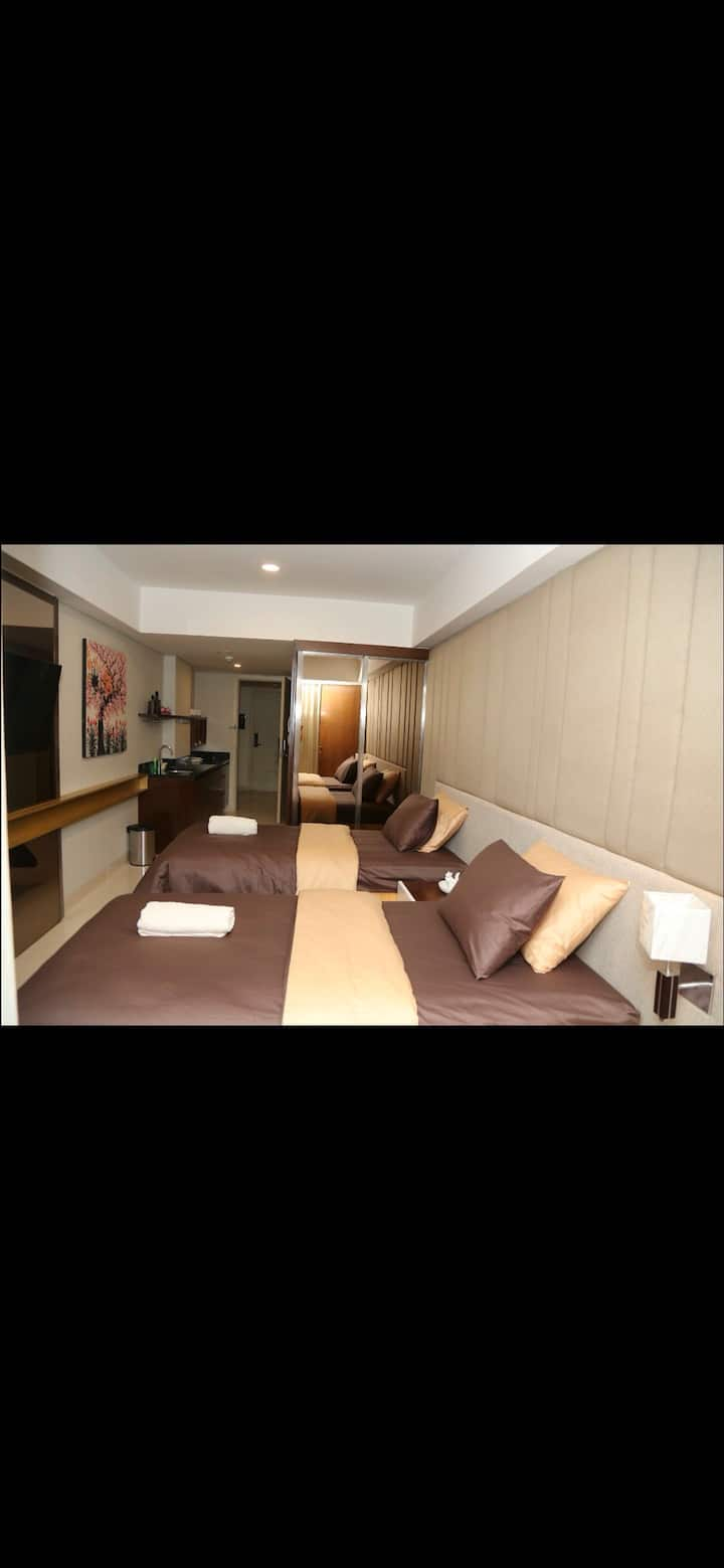 Residence Louis Kienne Two bedroom apartment