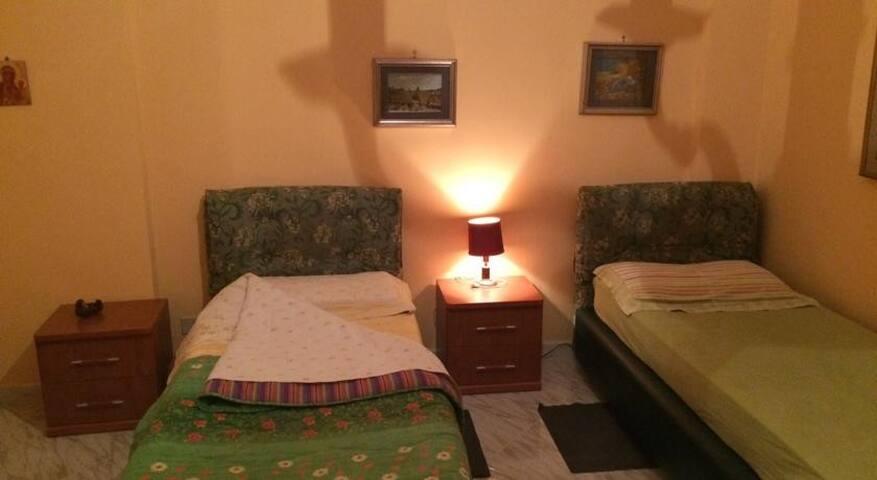 B&B Villa Lauro Capaci Palermo - Sommariva - Bed & Breakfast