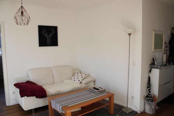 Moderne Wohnung in Uninähe - Lüneburg - Apartamento