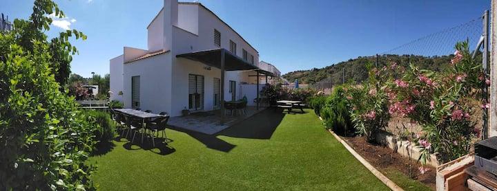 Casa Rural Nacimiento del Huéznar - Tomillo 23