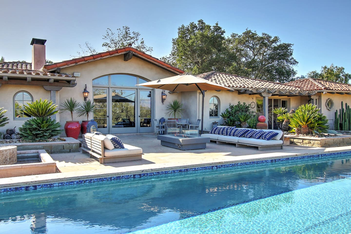 Welcome to Santa Ynez! Your California dream getaway is professionally managed by TurnKey Vacation Rentals.