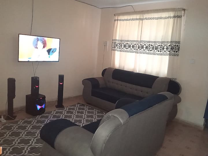 1 Bedroom apartment, EPZ, Kitengela