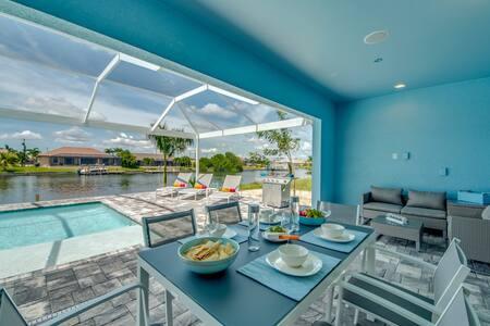 LAST MINUTE! Villa Blue Escape brand new home pool