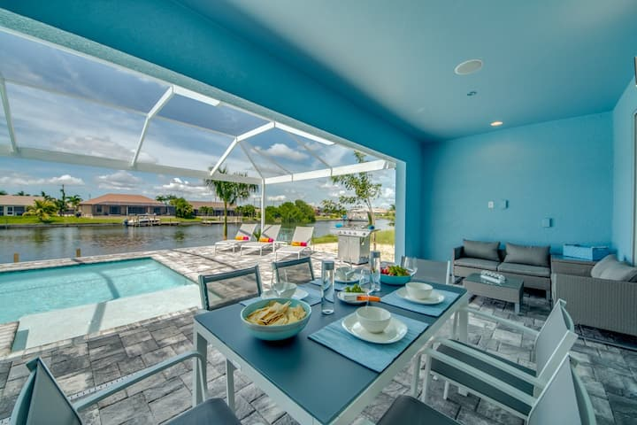 LAST MINUTE! Villa Blue Escape brand new home pool