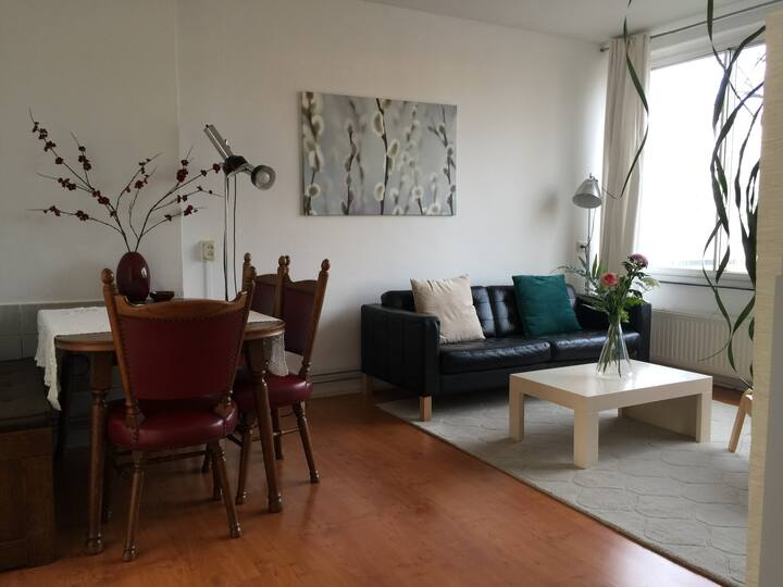 Stay at this apartment in Utrecht