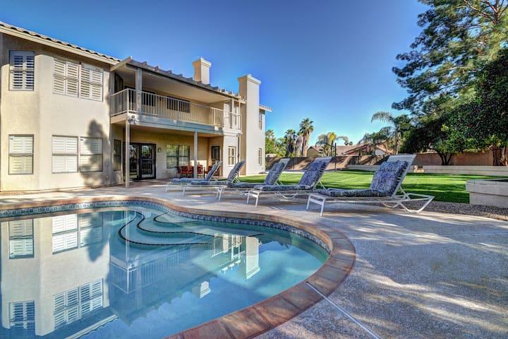 Big Scottsdale Oasis